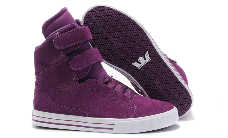 Six of the best purple sneakers ever made