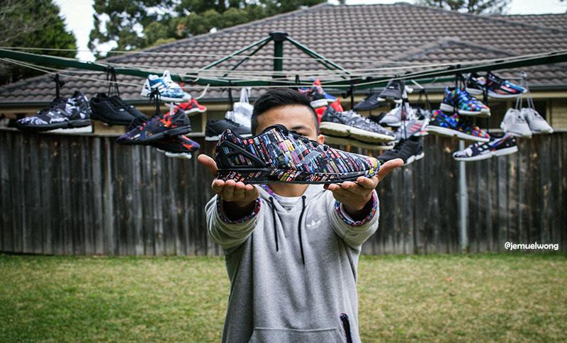 """Sneakerhead in Focus: Jemuel """"Jemuelwong"""" Wong"""
