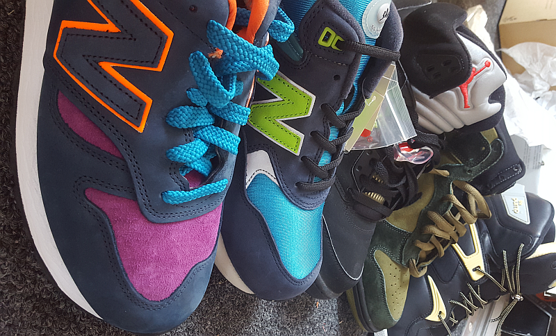 "Sneakerhead in Focus: Scott ""punklance"" Green"
