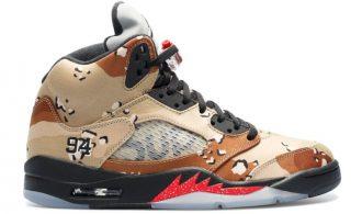 History of Air Jordan 5