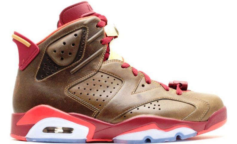 History of Air Jordan 6