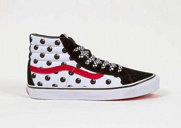 35f8335348a035 Top 10 Vans Sk8 Hi Collaborations – ThatShoeGuy