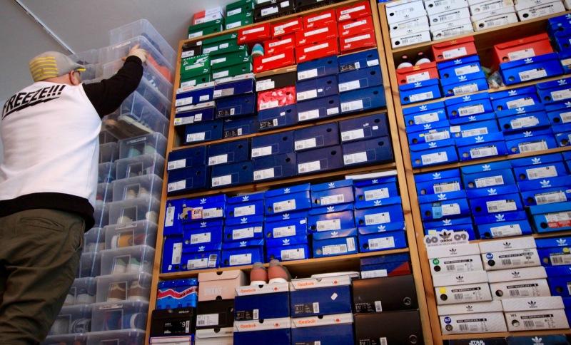 "645ebb05c3 Sneakerhead in Focus  Thomas ""Grumpy G"" Berg"