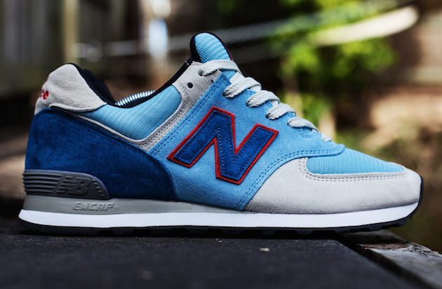 New Balance 577 Whitesmoke Dimgray Skyblue larger image New Balance 574 –  Yet another icon from NB. Image Source www.lacesout. ...