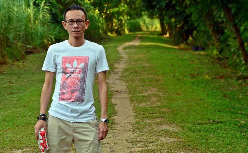 "Sneakerhead in Focus: Khairul ""khai_riot"" Anwar"