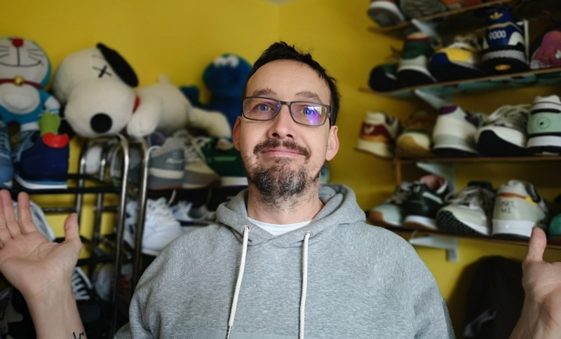 "Sneakerhead in Focus: Mark ""mtst34"" Williams"