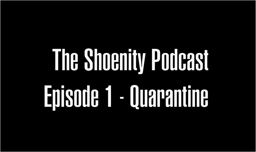 Episode 1: Quarantine